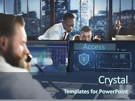 5000+ Cyber Security PowerPoint Templates w/ Cyber Security-Themed
