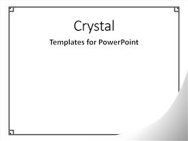 black and white powerpoint background