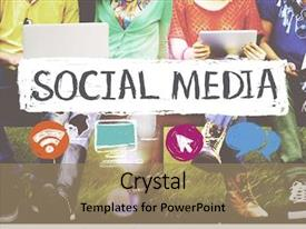 5000+ Media PowerPoint Templates w/ Media-Themed Backgrounds
