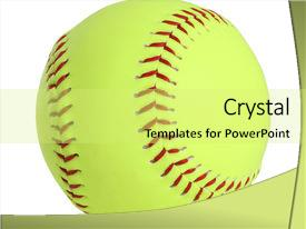 2000 softball powerpoint templates w softball themed backgrounds