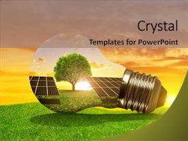 5000 photovoltaic powerpoint templates w photovoltaic themed