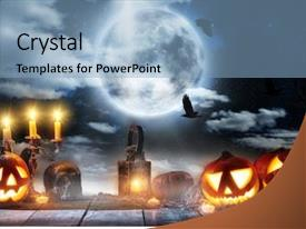 50+ Free Horror PowerPoint Templates w/ Free Horror-Themed