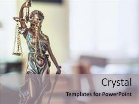 2000 lady justice powerpoint templates w lady justice themed presentation theme with statue of justice lady justice or iustitia justitia the roman goddess of toneelgroepblik Images