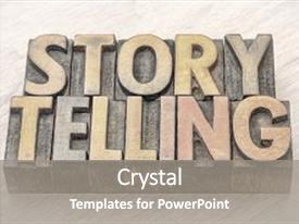 Top Storytelling Powerpoint Templates Backgrounds Slides