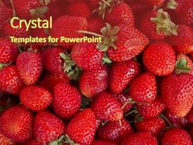 5000 strawberry powerpoint templates w strawberry themed backgrounds