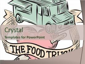Top Food Truck Powerpoint Templates Backgrounds Slides And