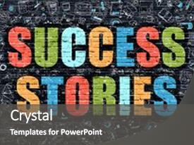3000 success story powerpoint templates w success story themed