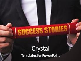 500 career success story powerpoint templates w career success