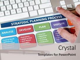 5000 strategic plan powerpoint templates w strategic plan themed