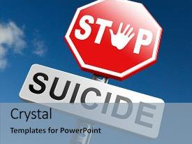 1000+ suicide prevention powerpoint templates w/ suicide prevention, Suicide Presentation Ppt Template, Presentation templates