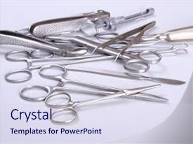 The Most Popular Surgery PowerPoint Templates, Backgrounds