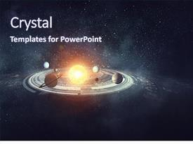 Solar System Powerpoint Template from s3.amazonaws.com