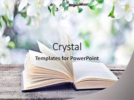 5000 literature powerpoint templates w literature themed backgrounds audience pleasing slide set consisting of table outdoors on natural spring backdrop toneelgroepblik Image collections