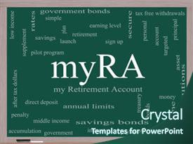 100 tax free retirement powerpoint templates w tax free retirement audience pleasing slide set consisting of target accounts myra word cloud concept on backdrop and toneelgroepblik Image collections