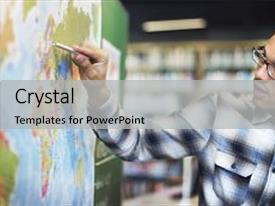5000 geography powerpoint templates w geography themed backgrounds