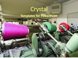 5000+ Sewing Textile Industry PowerPoint Templates w/ Sewing Textile