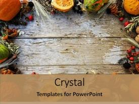 Thanksgiving Powerpoint Templates W Thanksgiving Themed