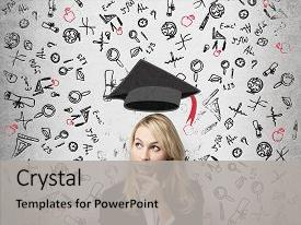 5000 higher education powerpoint templates w higher education beautiful slides featuring advantages of education backdrop and a light gray colored foreground toneelgroepblik Images