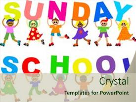 100 kids sunday school powerpoint templates w kids sunday school ppt theme featuring the words sunday school background and a soft green colored foreground toneelgroepblik Choice Image