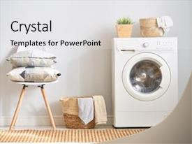 Laundry Powerpoint Templates W Laundry Themed Backgrounds