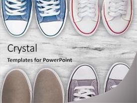 5000 sneakers powerpoint templates w sneakers themed backgrounds