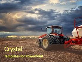 5000 agriculture powerpoint templates w agriculture themed backgrounds audience pleasing slides consisting of tractor working on the farm a modern agricultural transport a farmer toneelgroepblik Gallery