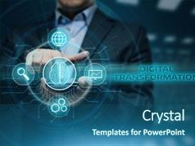 5000 transformation powerpoint templates w transformation themed presentation theme having transformation modernization innovation business internet technology concept background and a colored foreground toneelgroepblik Choice Image