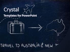 300 air new zealand powerpoint templates w air new zealand themed cool new theme with departure travel to australia new zealand backdrop and a navy blue toneelgroepblik Choice Image