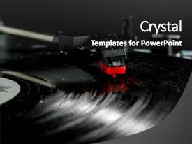 Top Turntable PowerPoint Templates, Backgrounds, Slides and