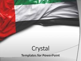 1000 uae flag powerpoint templates w uae flag themed backgrounds slide deck having uae flag background and a white colored foreground toneelgroepblik Choice Image