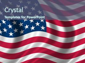 united states flag background powerpoint