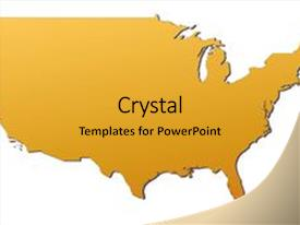 us map powerpoint template