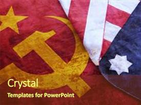 3000+ cold war powerpoint templates w/ cold war-themed backgrounds, Power Point Presentation Template War, Presentation templates