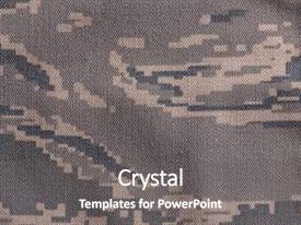 100 army acu powerpoint templates w army acu themed backgrounds ppt layouts with us army acu digital camouflage background and a gray colored foreground toneelgroepblik Image collections