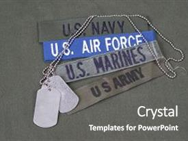 top us military powerpoint templates backgrounds slides and ppt