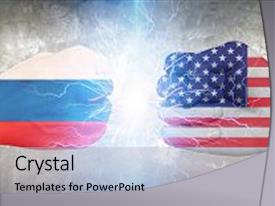 Top usa cold war powerpoint templates backgrounds slides and ppt cool new ppt theme with usa vs russia backdrop and a colored foreground toneelgroepblik Images