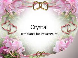 Top Wedding Invitation Powerpoint Templates Backgrounds Slides And