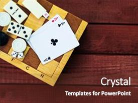 2000 Life Board Game Powerpoint Templates W Life Board Game Themed