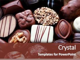 5000+ Chocolate PowerPoint Templates w/ Chocolate-Themed