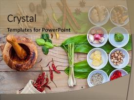 5000 thai food kitchen powerpoint templates w thai food kitchen beautiful ppt theme featuring past various of thai food cooking backdrop and a coral colored toneelgroepblik Images