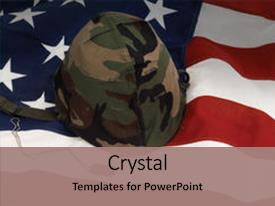 5000 veterans day powerpoint templates w veterans day themed ppt layouts consisting of veterans day us army helmet and dog background and a coral toneelgroepblik Images