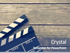 Video Production Powerpoint Templates W Video Production Themed Backgrounds