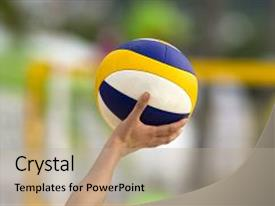 5000 volleyball powerpoint templates w volleyball themed backgrounds beautiful slides featuring volleyball is a volleyball being backdrop and a mint green colored foreground toneelgroepblik Gallery