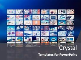 5000 television powerpoint templates w television themed backgrounds ppt theme consisting of wall video broadcast advertising background and a dark gray toneelgroepblik Gallery