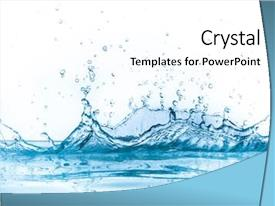Water Powerpoint Templates W Water Themed Backgrounds