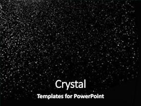 Amazing presentation design having water spray abstract rain design backdrop and a black colored foreground.