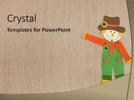 top scarecrow powerpoint templates backgrounds slides and ppt themes