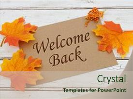 5000 welcome card powerpoint templates w welcome card themed