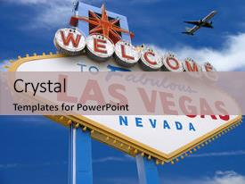 5000 las vegas powerpoint templates w las vegas themed backgrounds theme having welcome to las vegas sign background and a light gray colored foreground toneelgroepblik Gallery