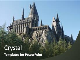 300 Harry Potter Powerpoint Templates W Harry Potter Themed
